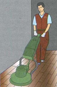 Догляд дерев'яної підлоги