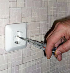 Заміна розетки або вимикача