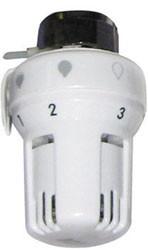 Головка терморегулятора