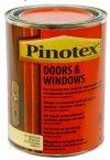 пинотекс PINOTEX DOORS & WINDOWS10л/949грн-Быстросохнущее деревозащитное средство.