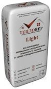Теплоізоляційна штукатурка Тепловер Light